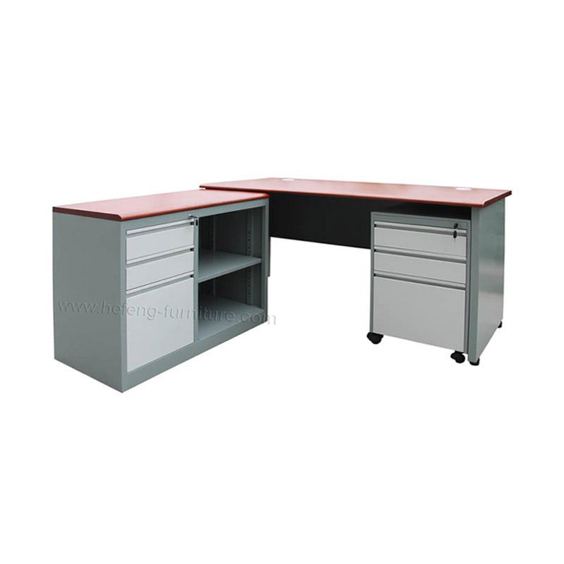 โต๊ะทำงานเหล็ก - เฟอร์นิเจอร์
