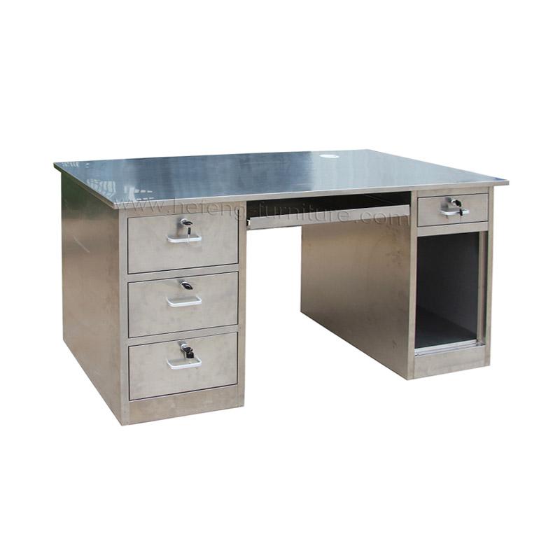 โต๊ะสแตนเลสมือสอง