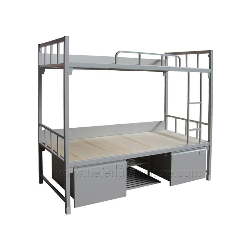 เตียงเหล็กสองชั้น