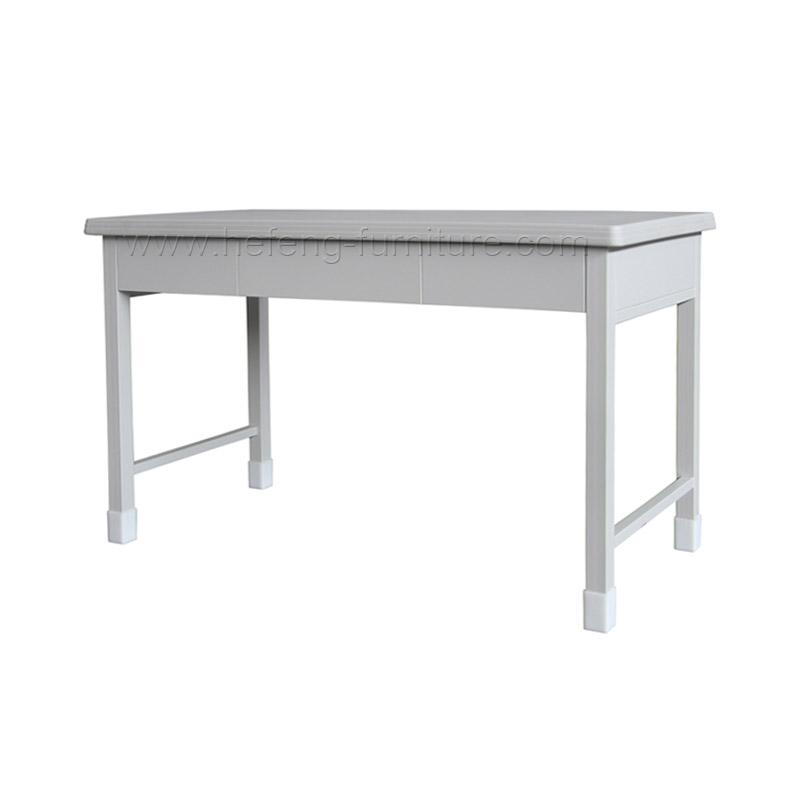 โต๊ะวางของโครงสร้างเป็นเหล็ก